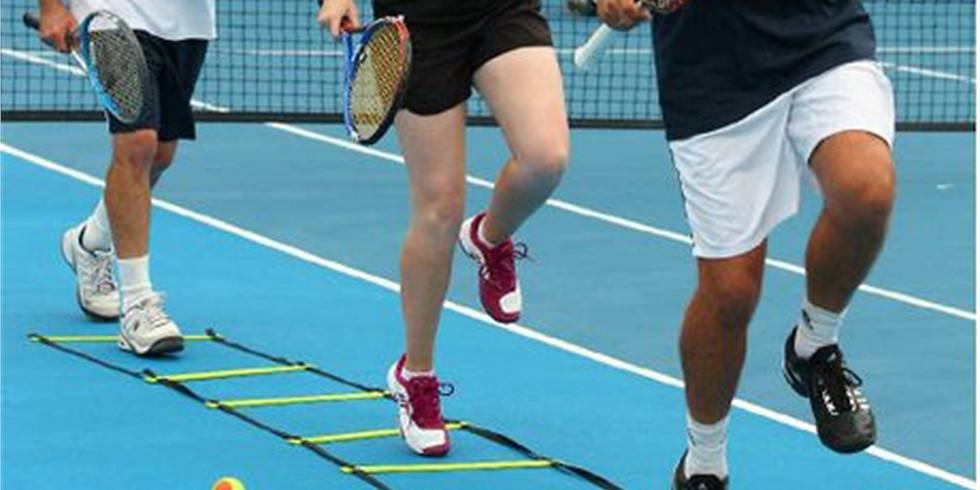 Cardio Tennis Drop-In 10/1