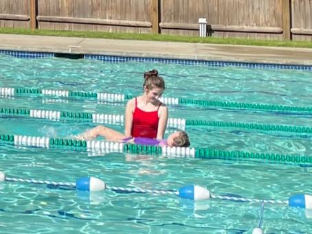 Swim Team & Swim Lessons Update
