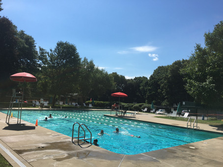 Pool Hours: 9/21 - 10/4