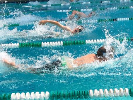 Swim Team News & Practice Assignments
