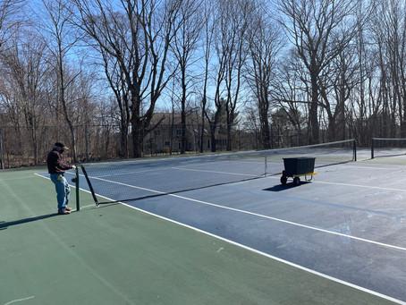 2021 Tennis Opening!