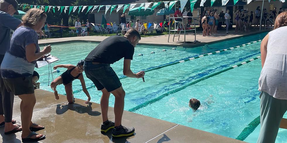 Swim Meet: SV @ WBC