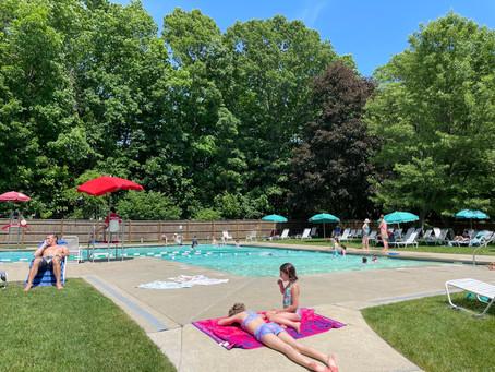 Heatwave - Pool open all day Mon. 6/7