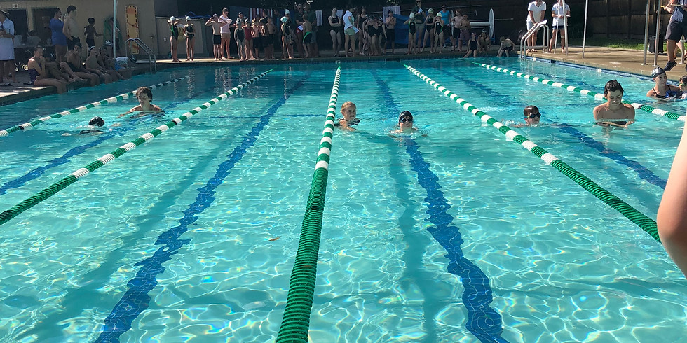 Swim Meet: PR @ SV