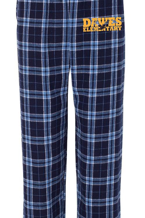 Navy & Royal Pajama Pants