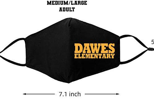 Dawes - Adult +Youth 2-ply masks