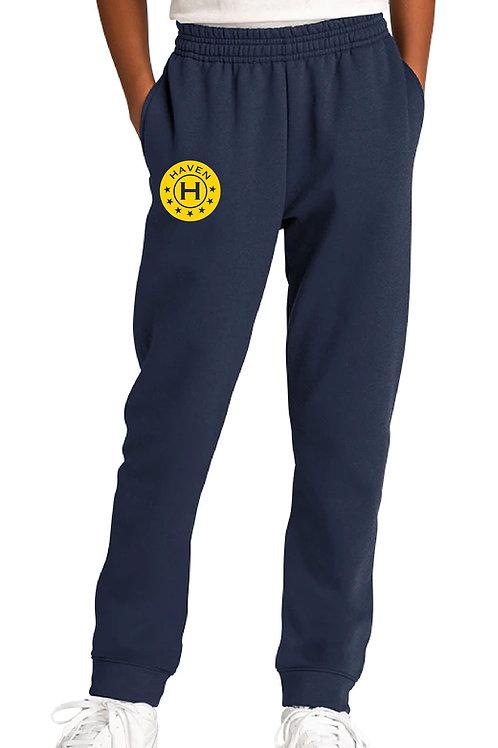 Unisex - Closed Bottom Sweatpants