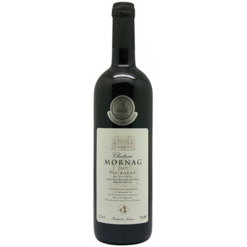 Chateau Mornag AOC Rouge Mornag 37.5cl