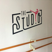 Dance Studio Wall Decal