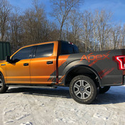 2016 Ford F150 Full Wrap