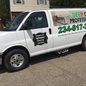 Deep Clean Professionals Van