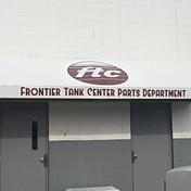 Service Entrance Awning