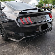 Mustang GT S550 Tail Light Blackout