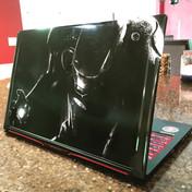 Ironman Laptop Skin