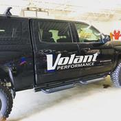 Volant Performance Spot Graphic