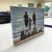 Sand Castle Canvas