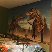 Prehistoric Bedroom