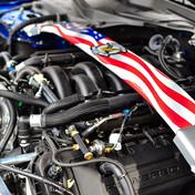 Shelby GT Stabilizing Bar Wrap