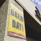 Brew Day Banner