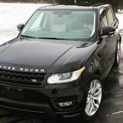 2015 Range Rover Sport Roof Wrap
