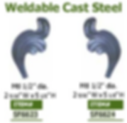 weldable cast steel