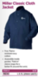 miller classic cloth jacket