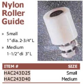 nyln roller guide