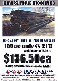Surplus Steel Pipe Jan 2020 nmf.jpg