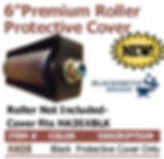 """6"""" premium roller potective cover"""