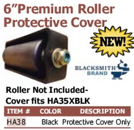 "6"" premium roller potective cover"