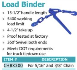 load binder