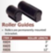 roller guides