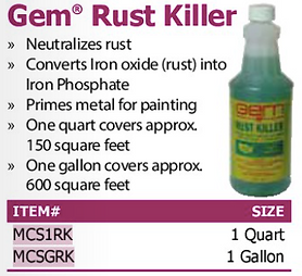 Gem Rust Killer