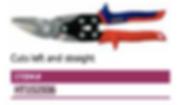 Aviation snips