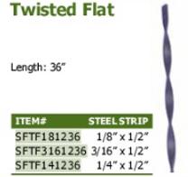twisted flat
