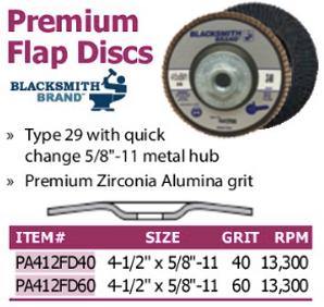 premium flap discs