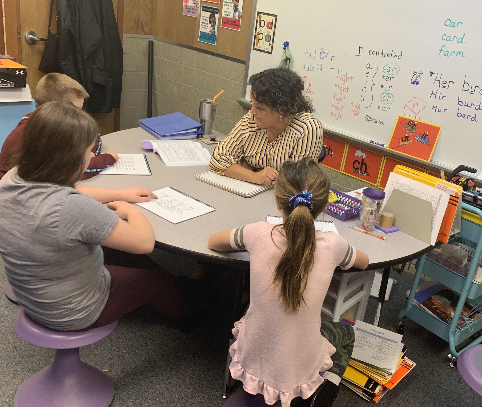 Jen Teaching