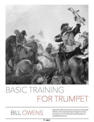 Basic Training for Trumpet