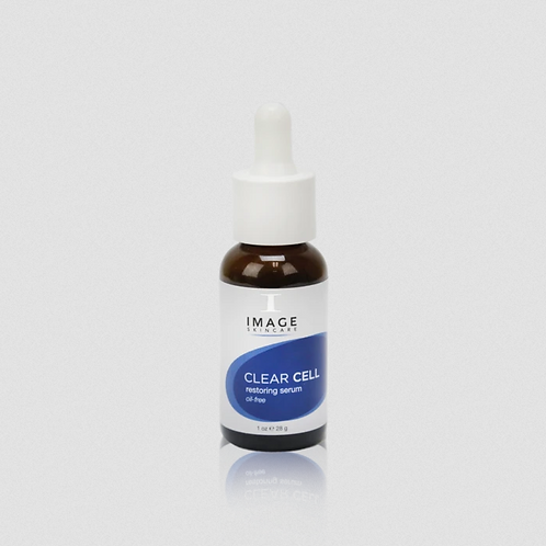 IMAGE Skincare CLEAR CELL Restoring Serum - oil free