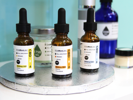 Learn More About DoMoreLabs Medical-Grade CBD