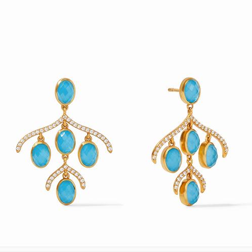Julie Vos Paris Chandelier Earrings