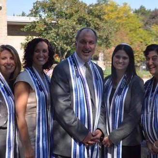 Am Shalom high Holiday leaders