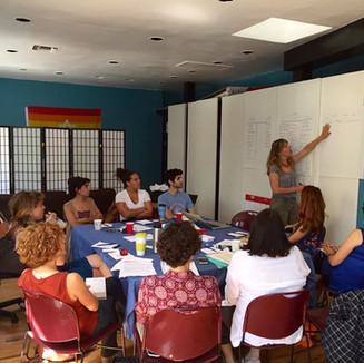 Workshop for Hebrew Helpers