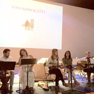 SIJCC Yom Kippur 2016