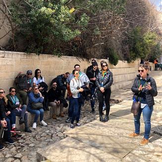 Honeymoon Israel Facilitation
