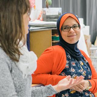 Muslim Jewish Exchange