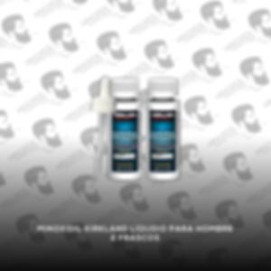 2 Frascos - Minoxidil Kirkland 5% [Hombre]