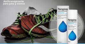 Perspirex para Manos y Pies - Loción Antitranspirante