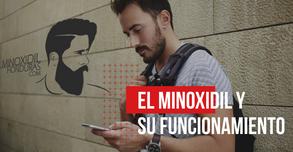 El minoxidil y su funcionamiento