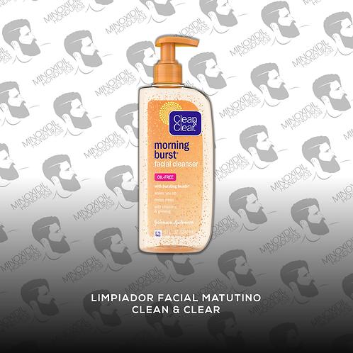 Limpiador Facial Matutino - Clean & Clear